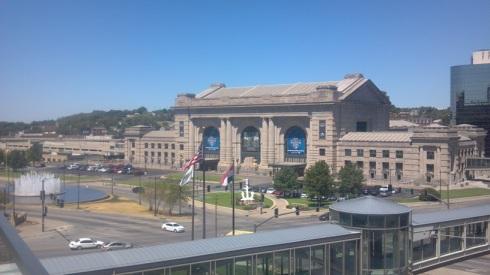 Union Station in Kansas City, MO